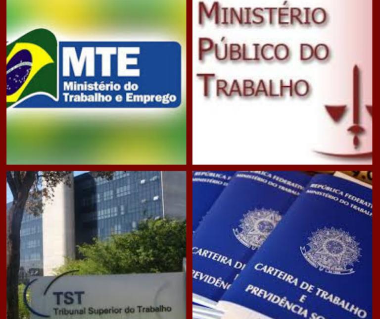 Qual a diferença entre Ministério do Trabalho, Ministério Público do Trabalho e Justiça do Trabalho?